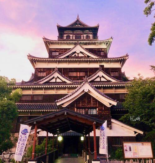 Hiroshima Castle3